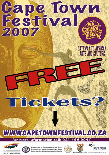 The Cape Town Festival