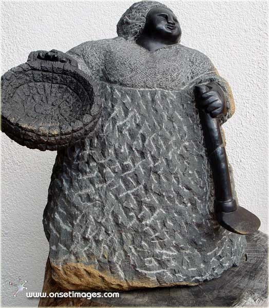Sembach Art Gallery and Zimbabwe Stone Sculptures
